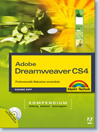 Cover Kompendium Dreamweaver CS4